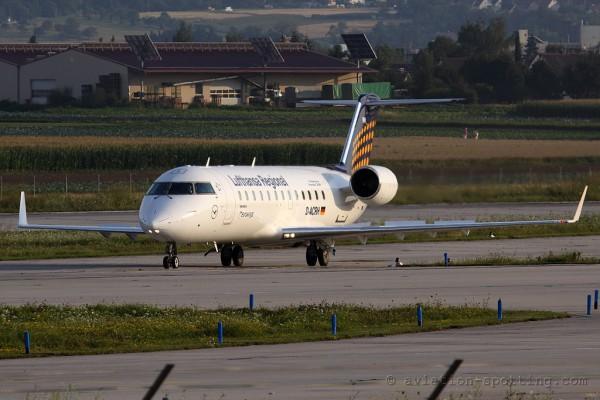 EurowingsCanadair CRJ 100/200 (Germany)