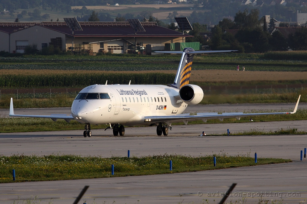 Eurowings Bombardier CRJ200 (Germany)