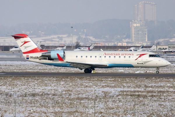 Austrian Arrows Canadair CRJ 100/200