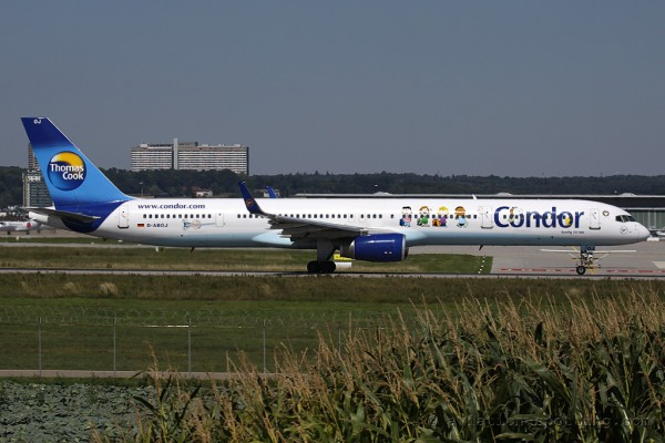 Condor Boeing B757-300 (Germany)