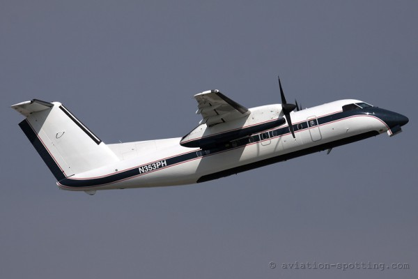 Win Win Services LLC De Havilland Canada DASH 8-Q 200 (USA)