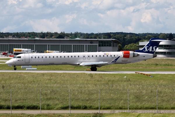 SAS Scandinavian Airlines Bombardier CRJ 900