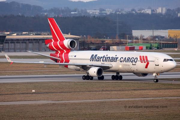 Martinair Cargo McDonnel Douglas MD 11 F (Netherlands)