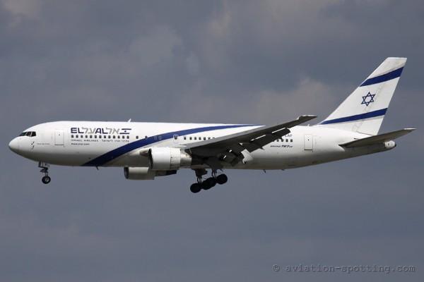 El Al Israel Airlines Boeing B767-200