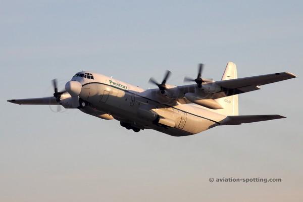 Prescott Support Company Lockheed L-100 C-130 Hercules (USA)