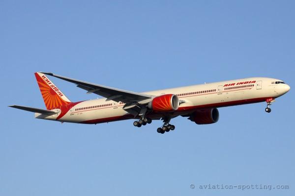 Air India Boeing B777-300