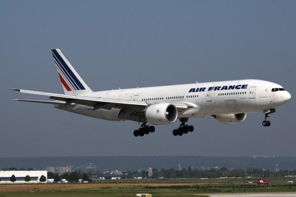 Air France Boeing B777-200