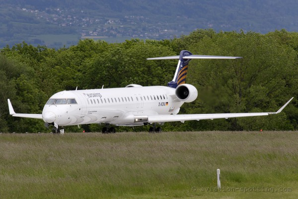Eurowings Bombardier CRJ 900 (Germany)