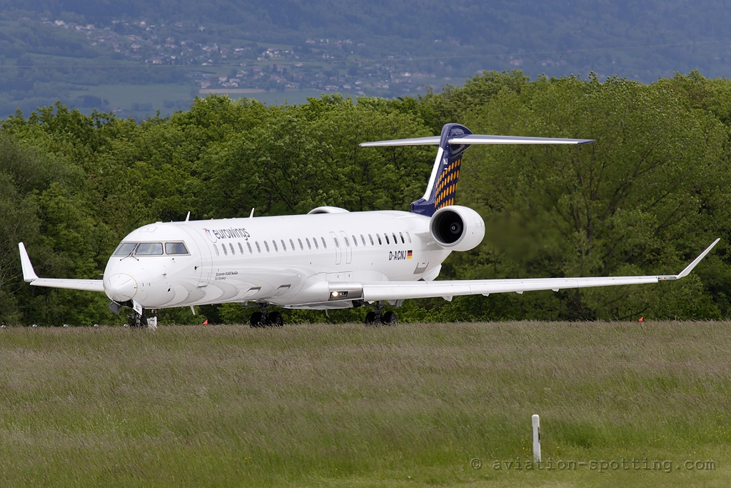 Eurowings Bombardier CRJ900 (Germany)