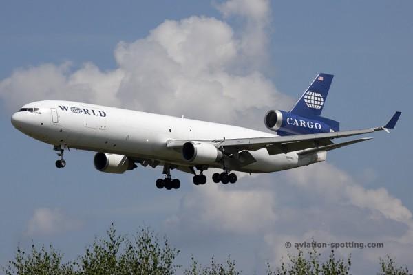 World Airways McDonnel Douglas MD 11 F (USA)