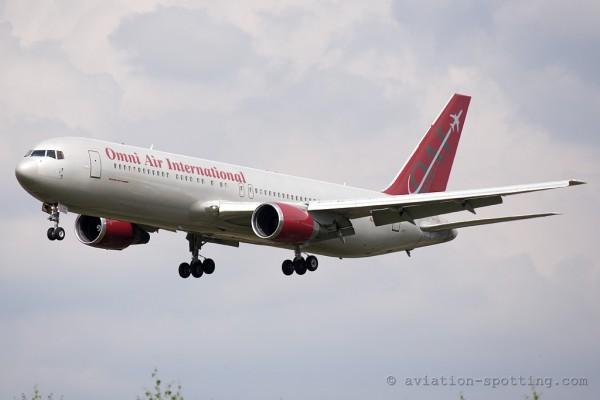 Omni Air International Boeing B767-300 (USA)