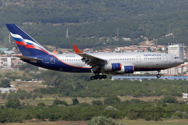 Aeroflot Ilyushin IL 96-300 (Russia)