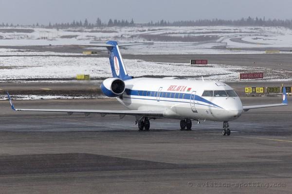 Belavia Belarusian Airlines Canadair CRJ 100/200