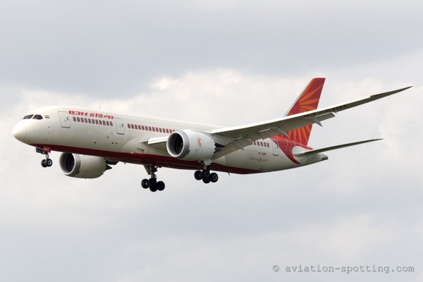 Air India Boeing B787-8