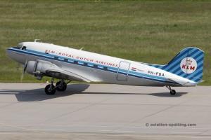 KLM Douglas DC3 (Netherlands)