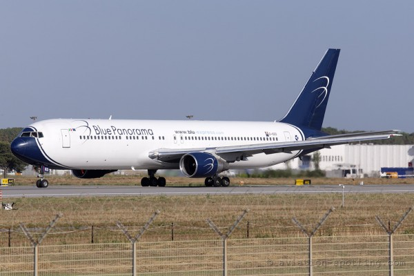 Blue Panorama Boeing B767-300 (Italy)