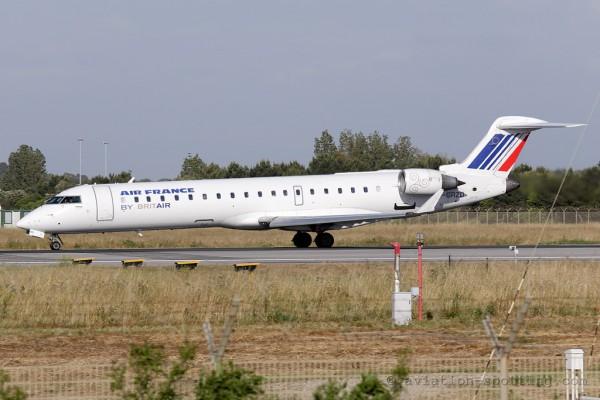 Air France (Britair) Canadair CRJ 700