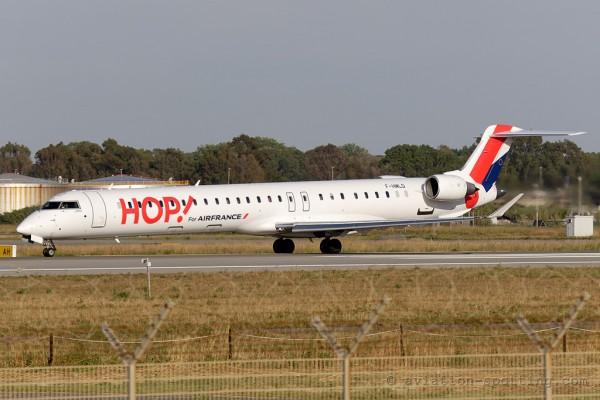 HOP! Bombardier CRJ 1000 (France)