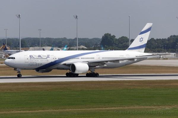 El Al Israel Airlines Boeing B777-200