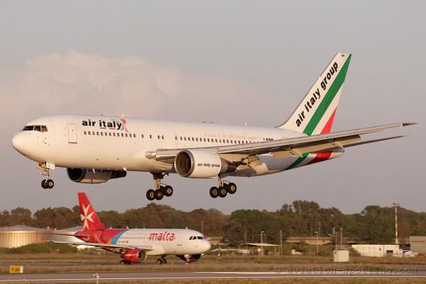 Air Italy Boeing B767-200