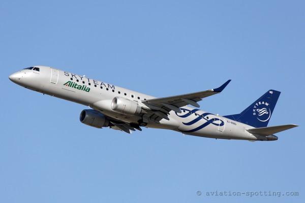 Alitalia Embraer E190 (Italy)