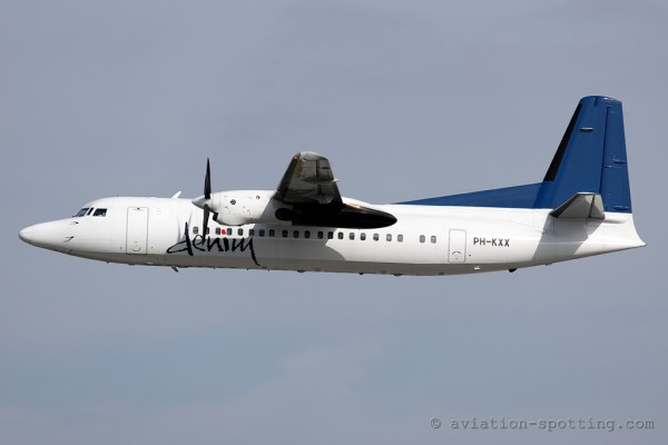 Denim Air Fokker F27 F50 (Netherlands)