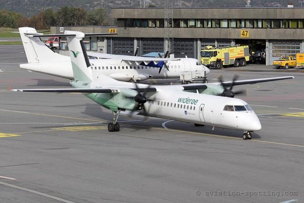 Wideroe's Flyveselskap ASA Bombardier Dash 8-Q 400 (Norway)
