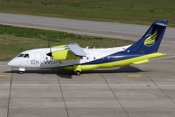 SkyWork Airlines Dornier DO 328 (Switzerland)