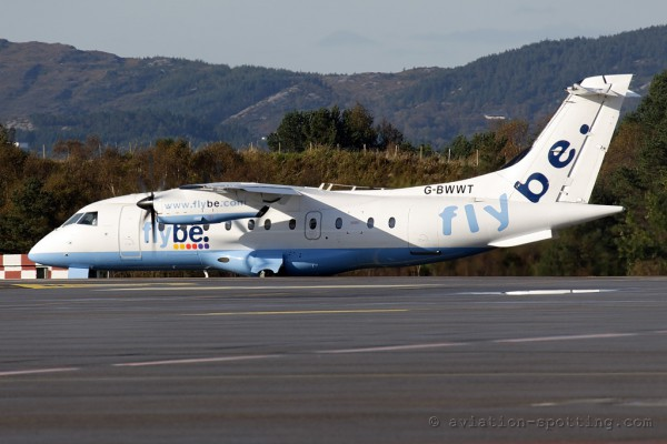 FlyBe Dornier DO 328 (UK)