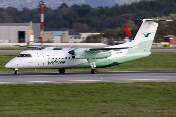 Wideroe's Flyveselskap ASA De Havilland Canada Dash 8-Q 300 (Norway)
