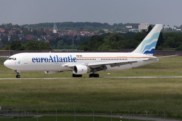 EuroAtlantic Airways Boeing B767-300 (Portugal)