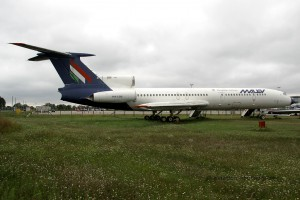 Malev Hungarian Airlines Tupolev TU 154