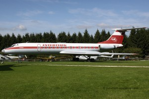 Interflug TU 134 (East Germany, GDR)
