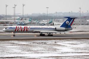KMV Avia Tupolev TU 154 (Russia)