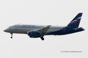 Aeroflot Sukhoi Superjet (Russia)