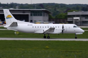 South Airlines Saab340 (Ukraine)