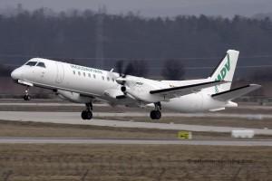 Moldavian Airlines Saab2000