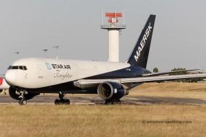 Star Air (Maersk) Boeing B767-200F (Denmark)