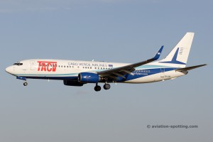 TACV Cabo Verde Airlines Boeing B737-800