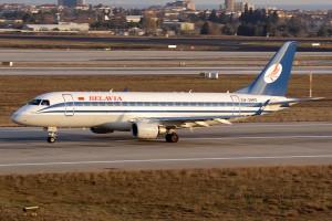 Belavia Belarusian Airlines Embraer E175