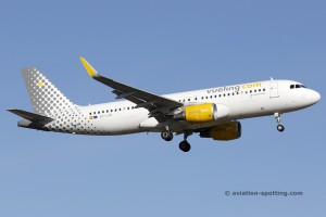 Vueling Airlines Airbus 320 (Spain)