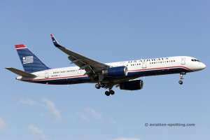 US Airways Boeing B757-200 (USA)