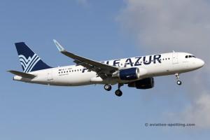 Aigle Azur Airbus 320 (France)