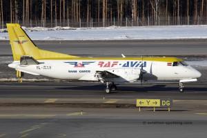 RAF Avia Saab340 (Latvia)