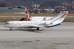Rusjet Aircompany Yakovlev YAK 42