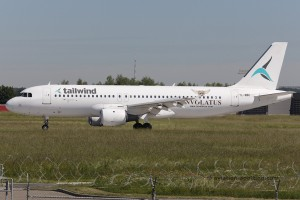 Tailwind Airlines Airbus 320 (Turkey)