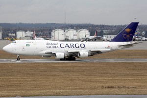 Saudia Cargo Boeing B747-400 F (Saudi Arabia)