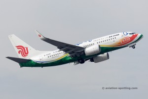 Air China Boeing B737-700