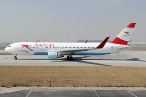 Austrian Airlines Boeing B767-300