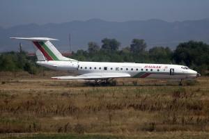 Balkan Bulgarian Airlines Tupolev TU 134